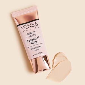NEW! YENSA Tone up Primer Essential Glow!